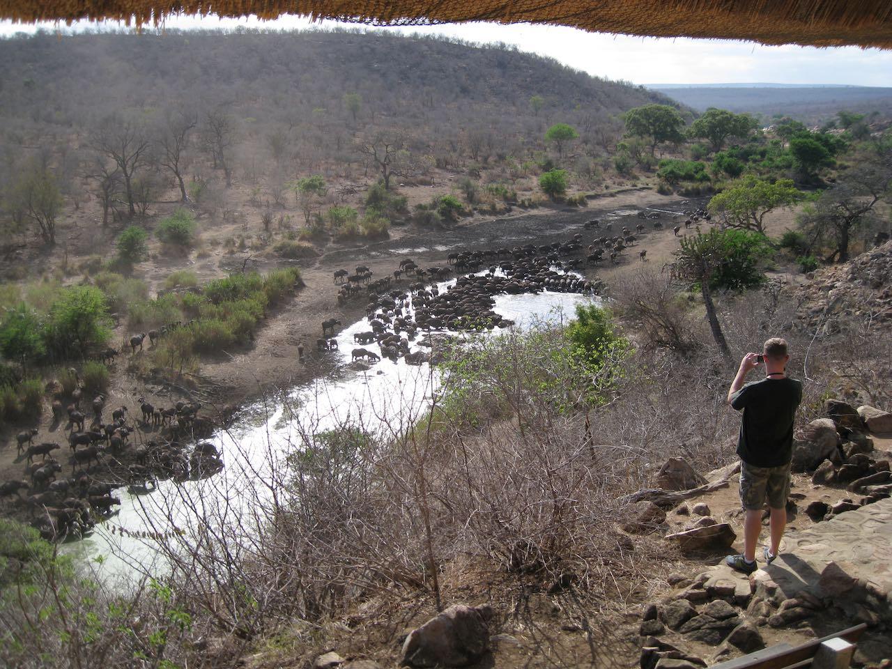 Orpen Dam Kruger Park