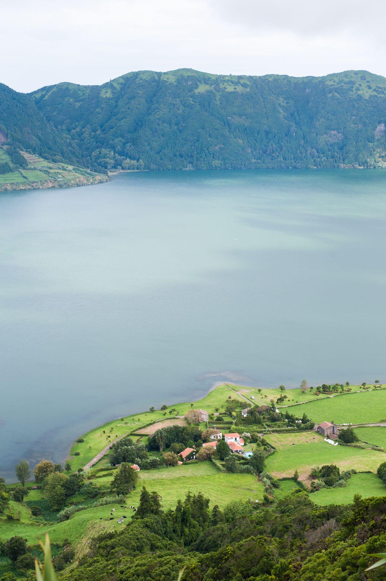 Lagoa Sete Cidades Azores