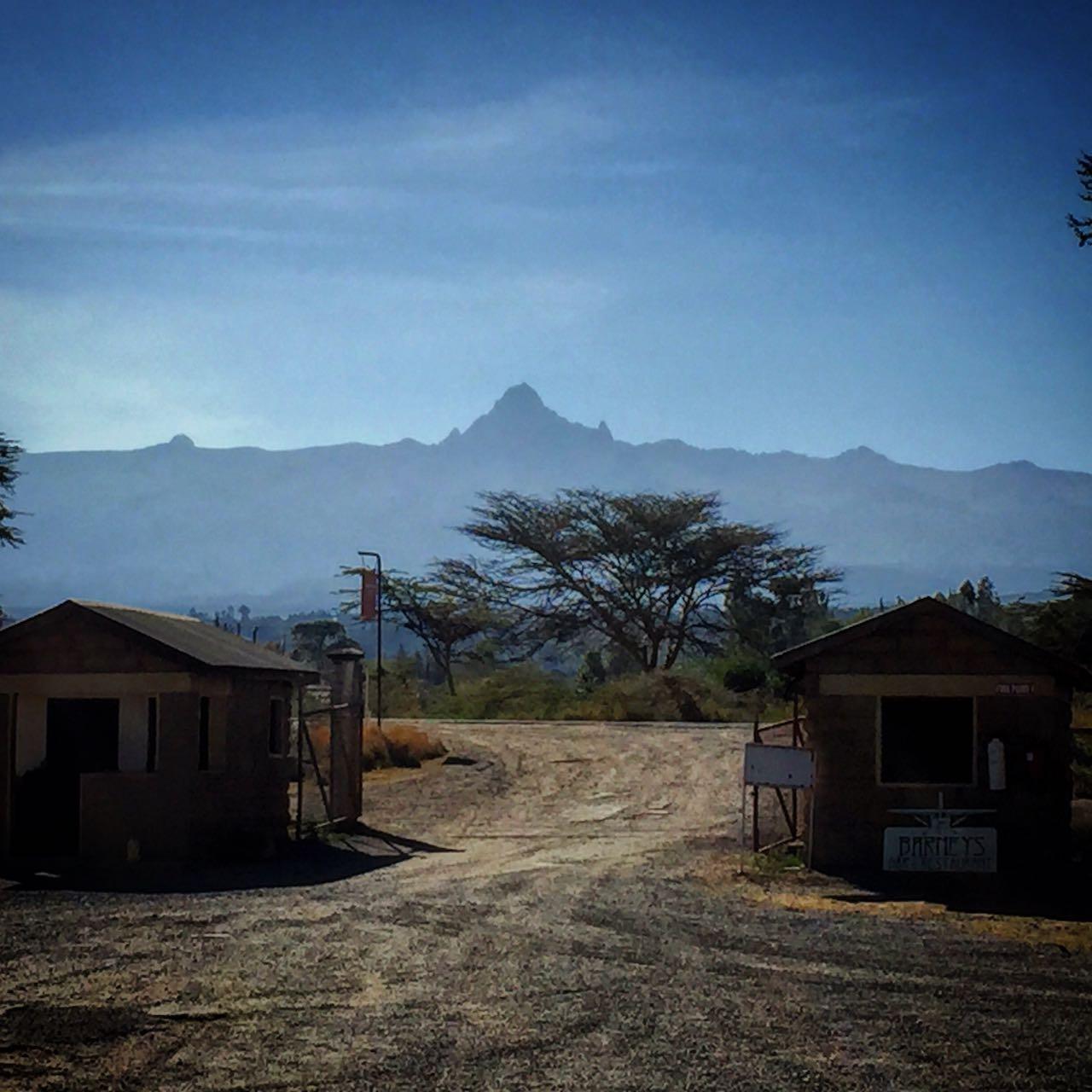 Mount Kenyu