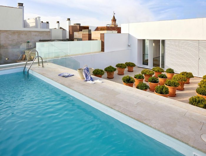 Hotel Rey Alfonso X Seville
