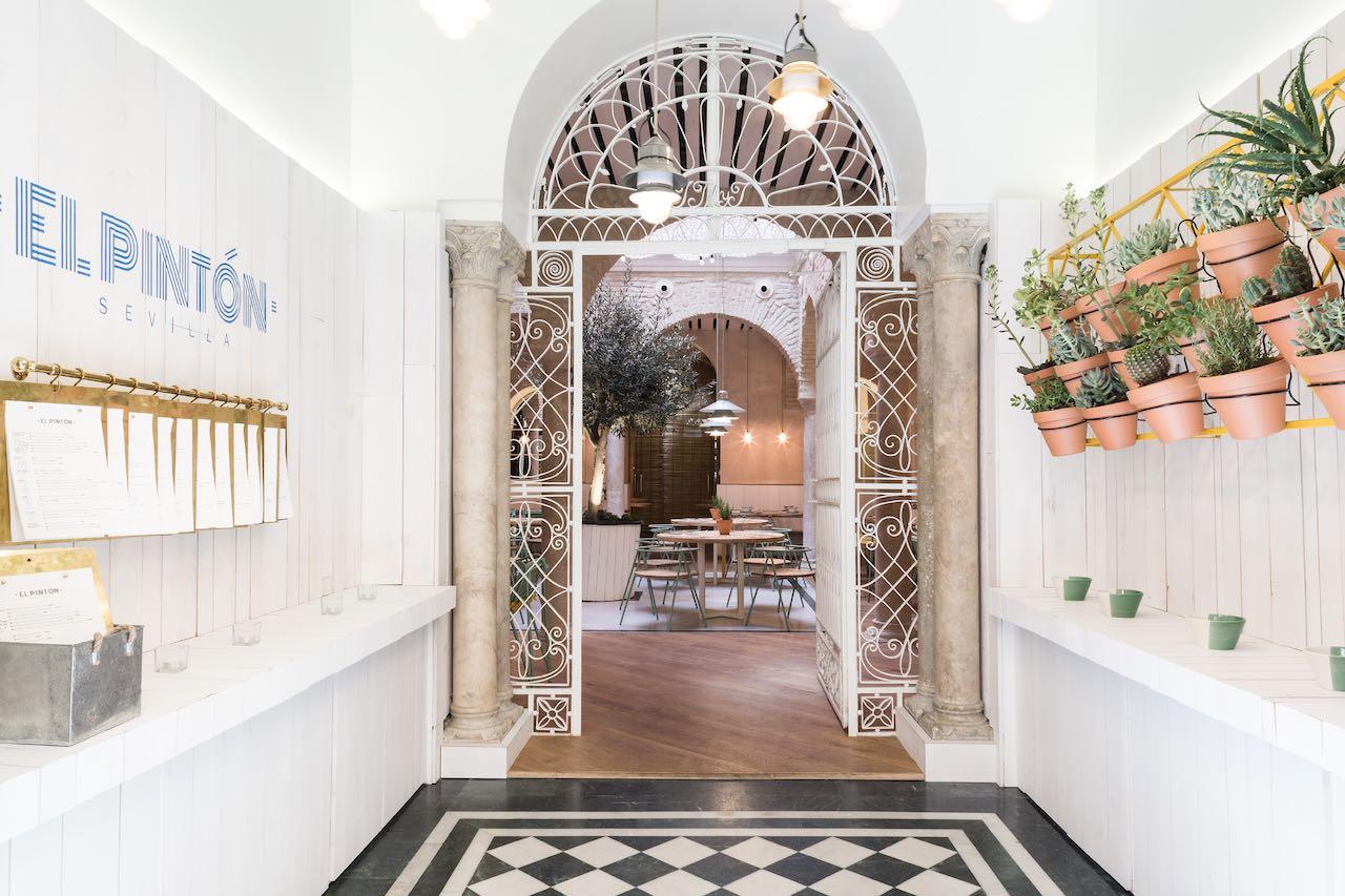 El Pintón Seville