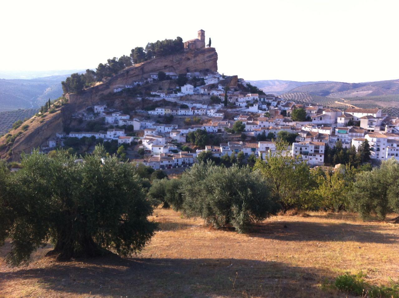Montefrio Spain