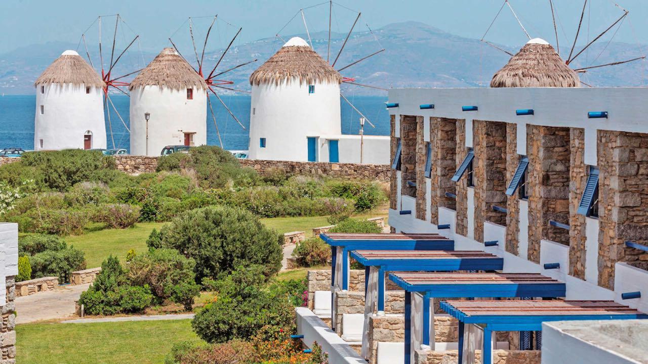 Mykonos Theoxenia Hotel Mykonos Greece