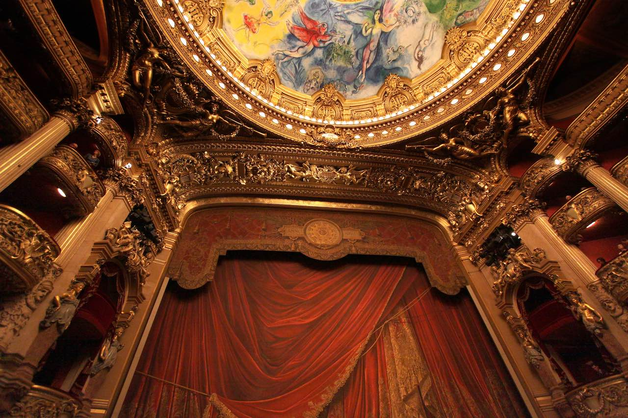 Opera de Paris Palais Garnier
