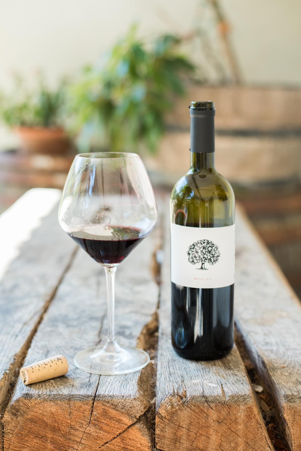 Tilia Wines Slovenia