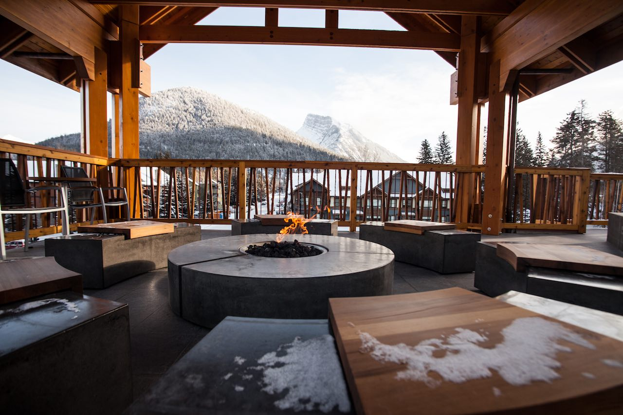 Moose Hotel and Suites Banff Canada