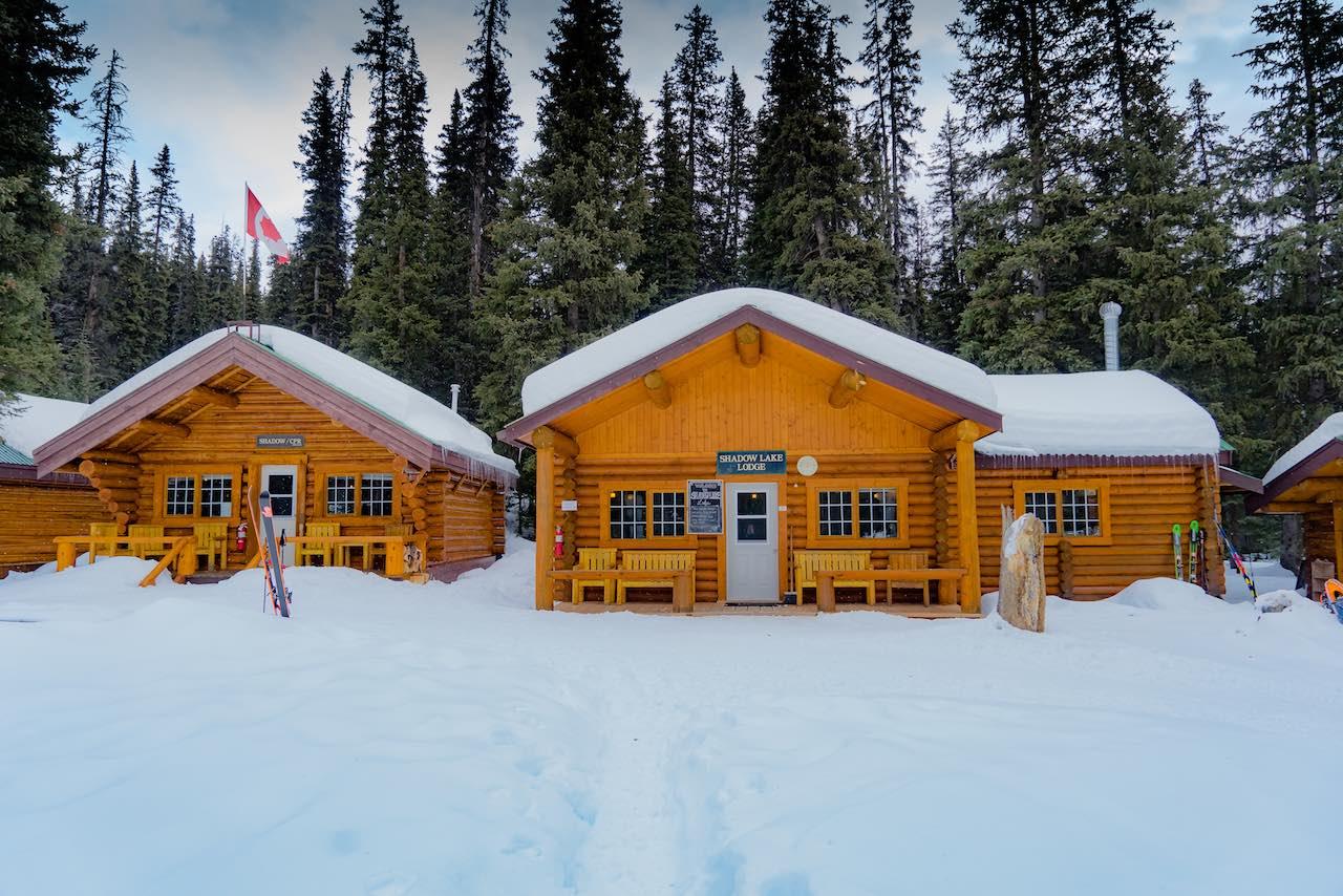 Shadow Lake Lodge Banff Canada