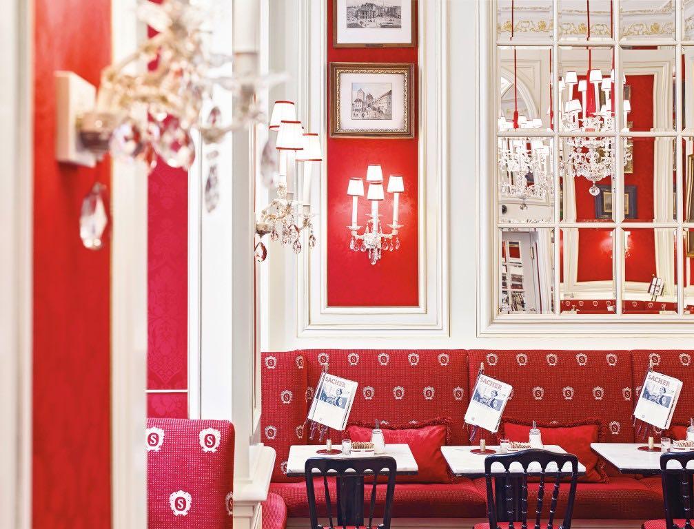 Café Sacher Vienna
