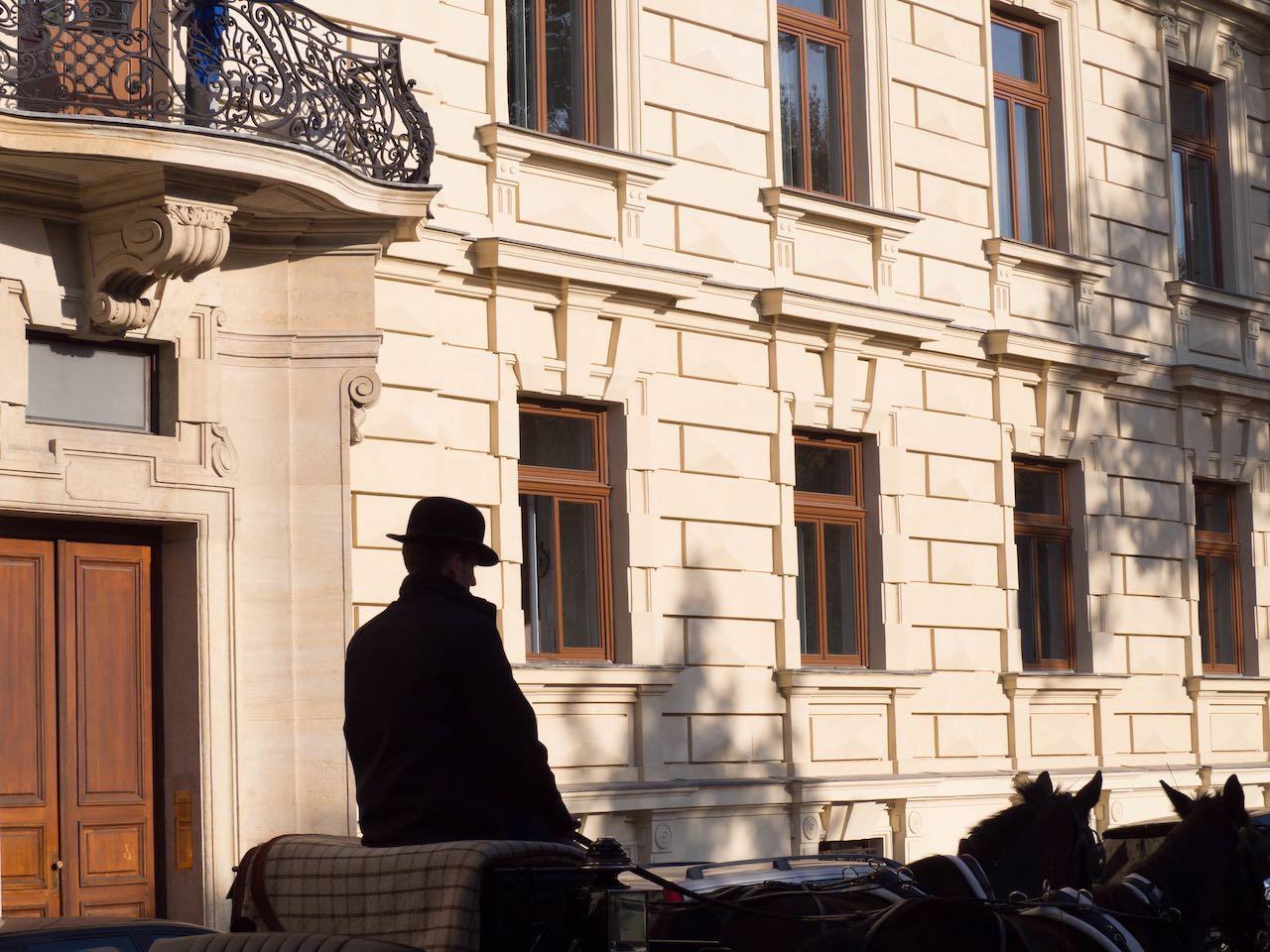 Horse-drawn Carriage Vienna