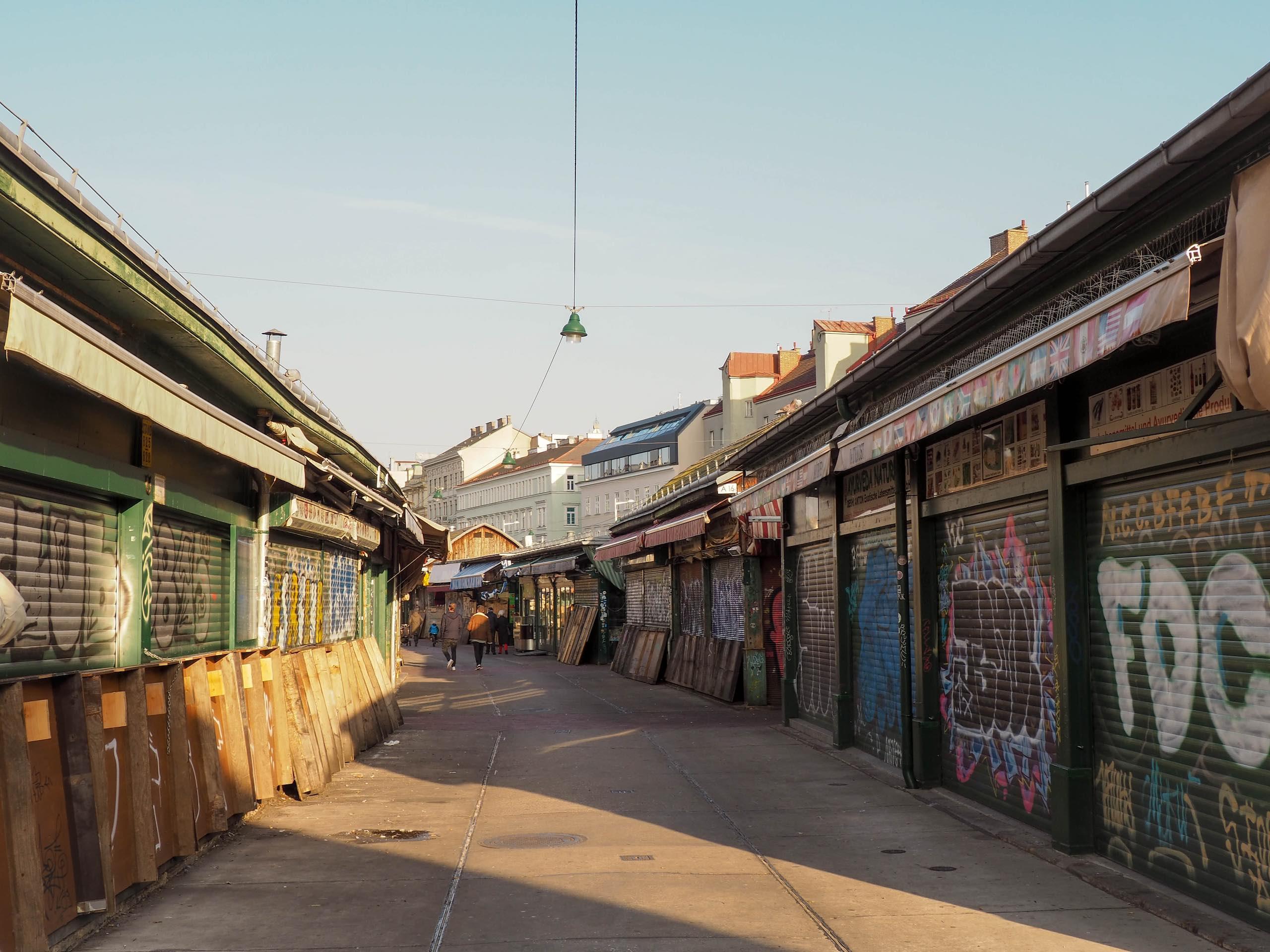Naschmarkt | Photo: Bernhard Melzer
