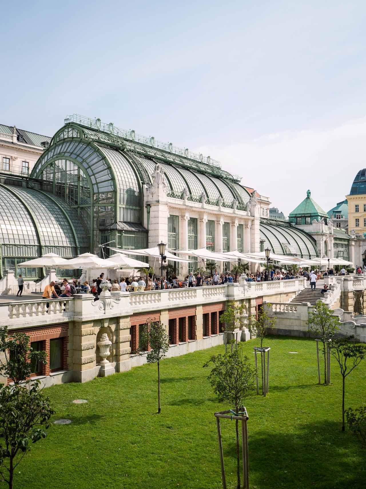 Palmenhaus Vienna