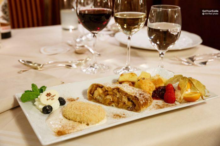 Culinary Experience at Restaurant Stefanie Vienna
