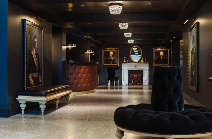 Kimpton Palladian Hotel Seattle