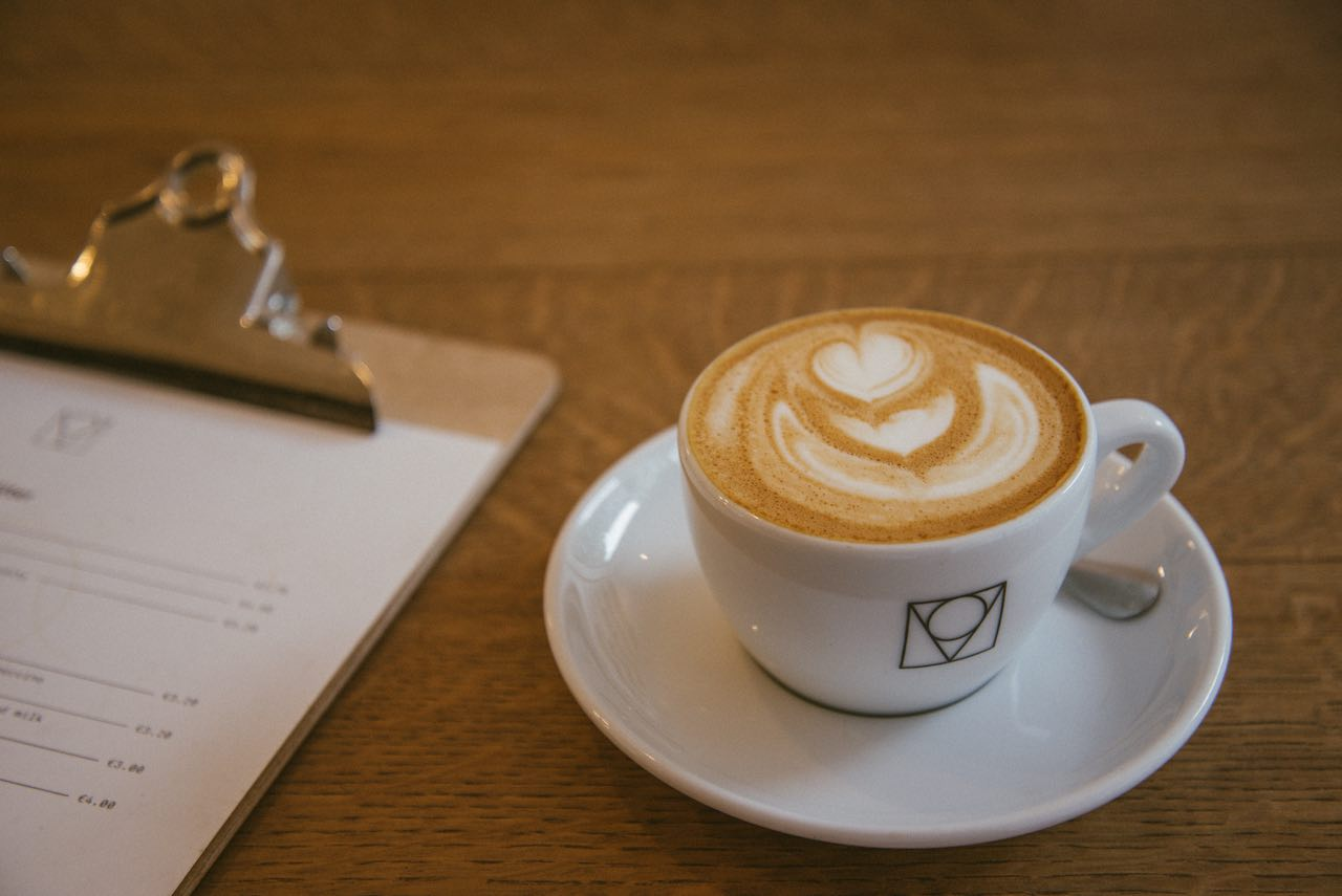 MOK Specialty Coffee Roastery and Bar Brussels