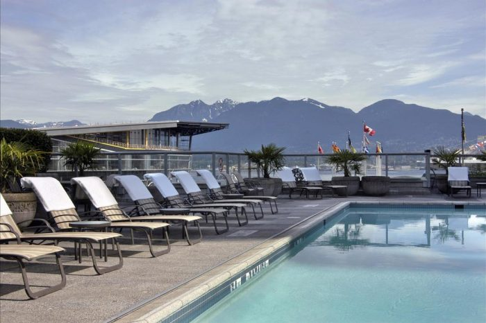 Fairmont Waterfront Hotel Vancouver