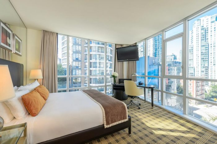 The Loden Hotel Vancouver