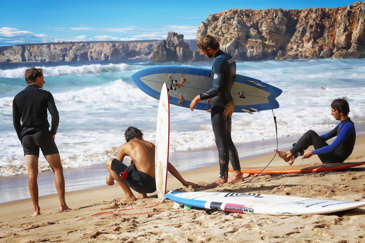 Surf Camp in Maspalomas