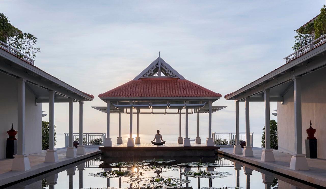 Amatara Wellness Resort Thailand Yoga