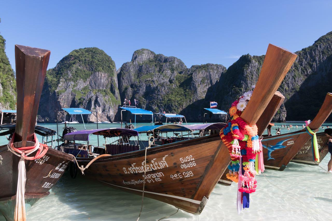 Mangosteen Resort Thailand Boat Trip