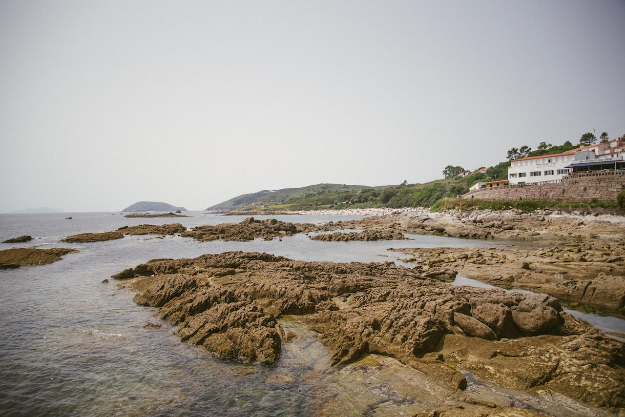 Ons Island Galicia Spain