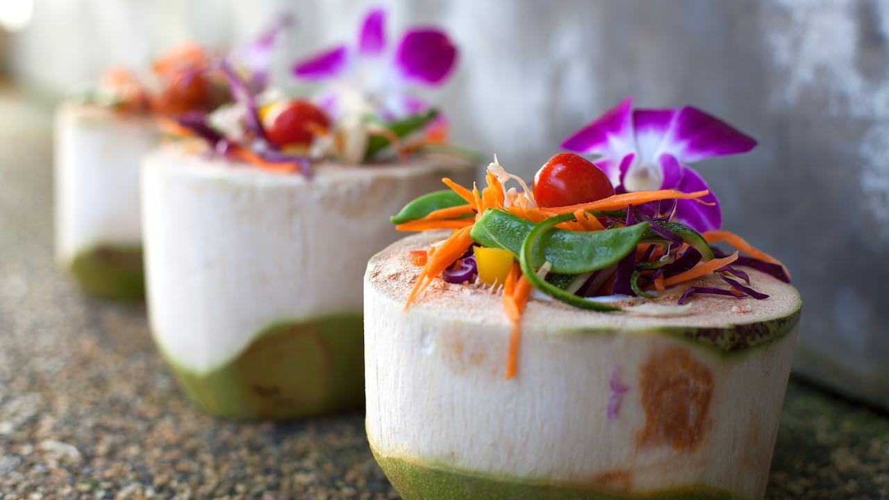 Phuket Cleanse Thailand Fresh Coconut