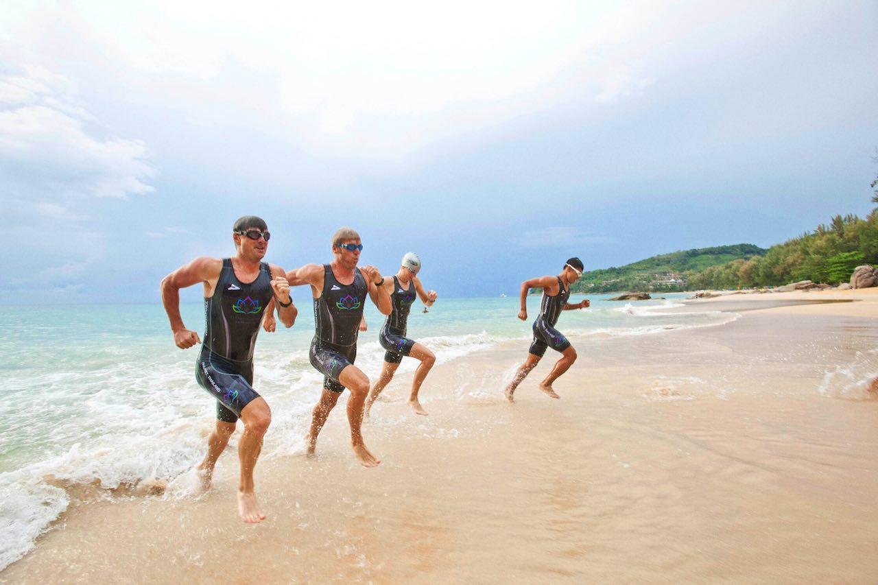 Thanyapura Thailand Triathlon