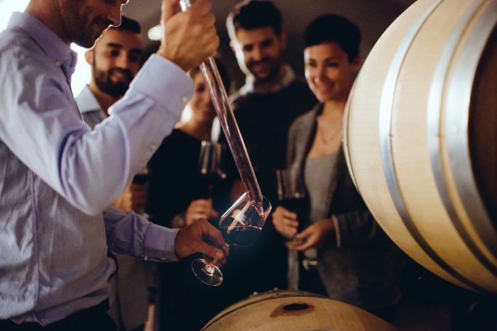 Authentic Wine Tasting in a Special Galician Estate