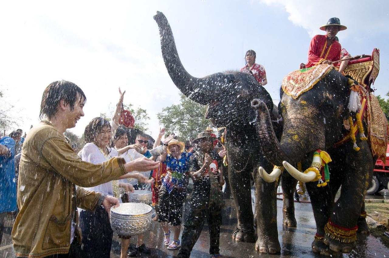 Gay-friendly Thailand