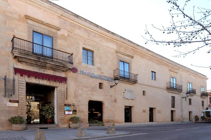 NH Collection Cáceres Palacio de Oquendo
