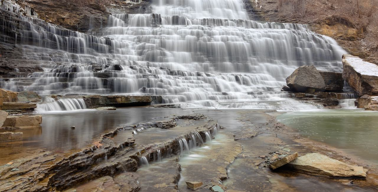 Albion Falls Canada