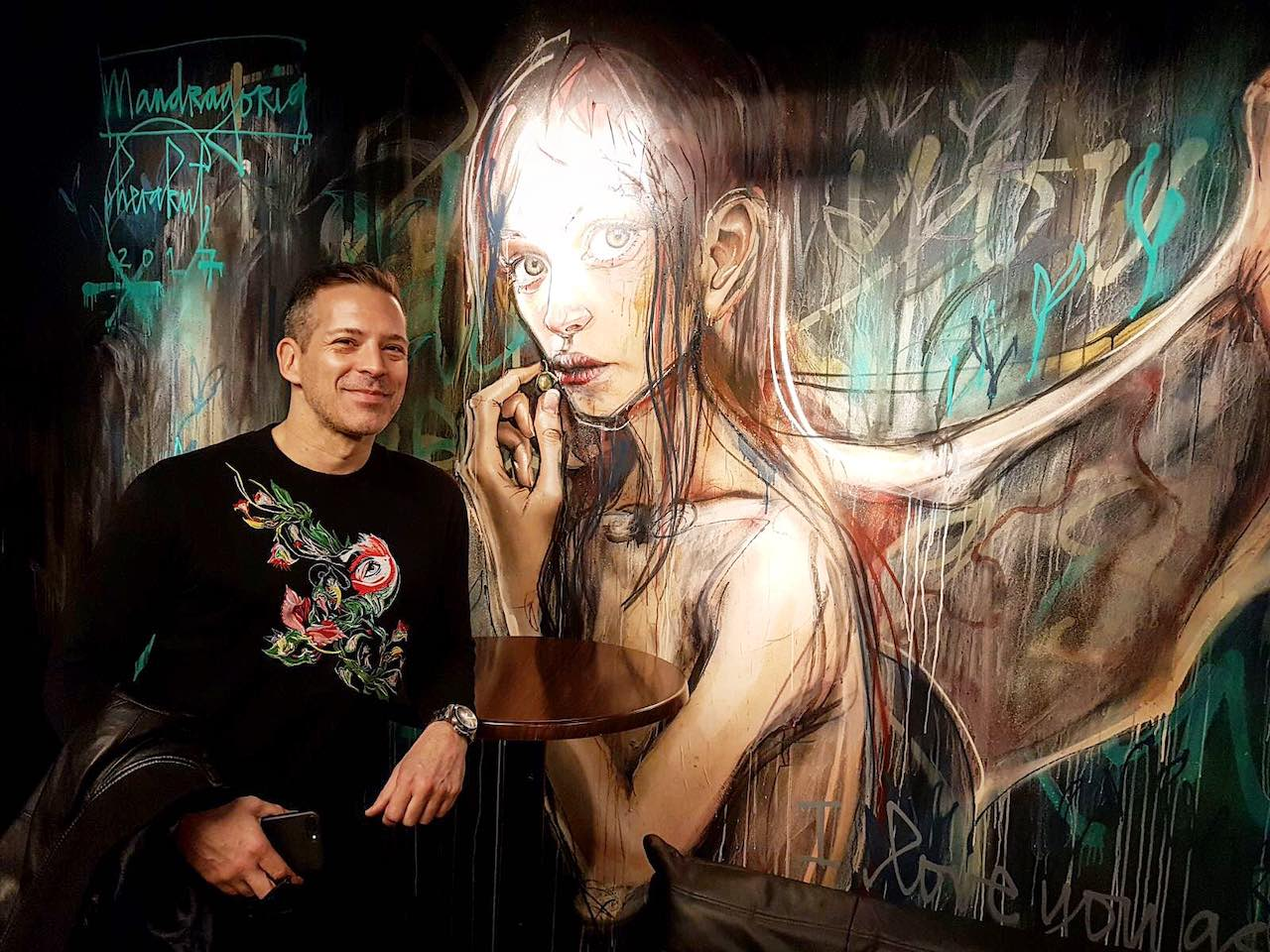 Carlos Melia in London