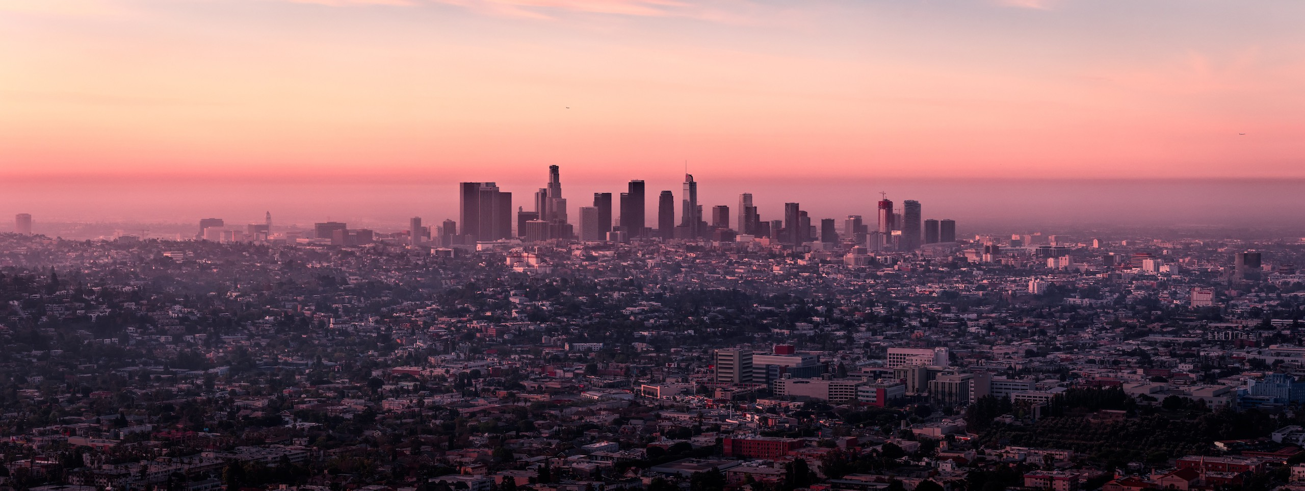 Views from Griffith Observatory | Photo: Martin Adams