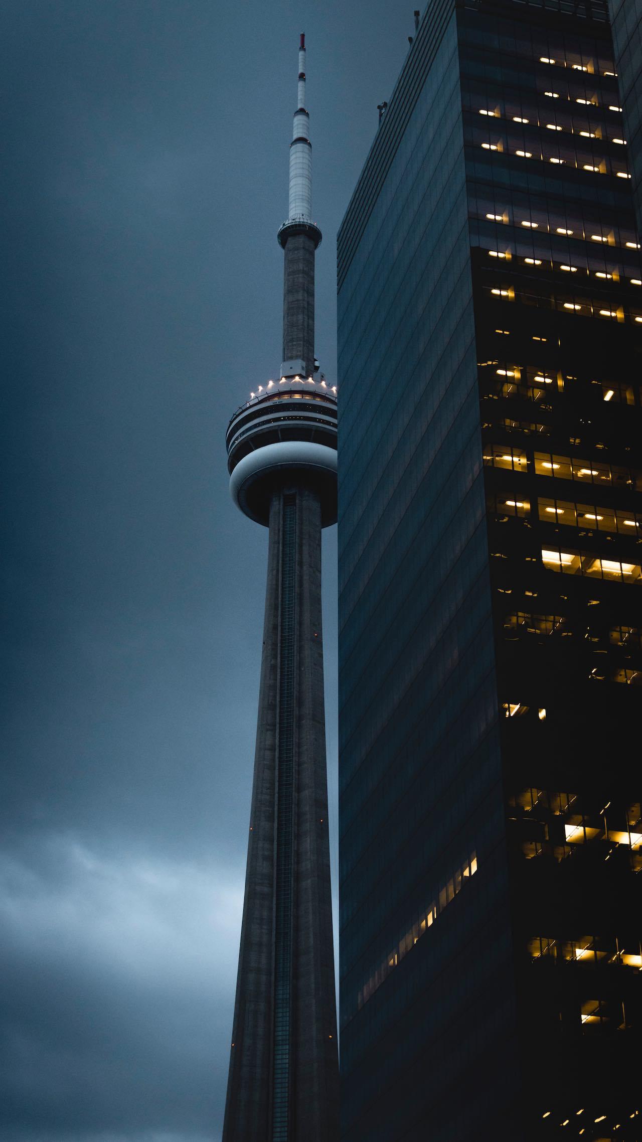 CN Tower Toronto Canada