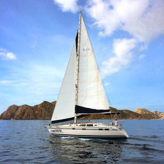 Private 38 Foot Sailing Yacht