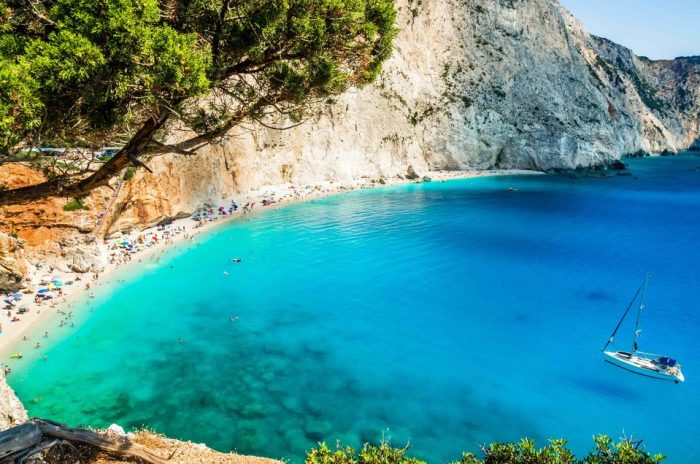 Meganisi & Kalamos Islands Cruise from Lefkada