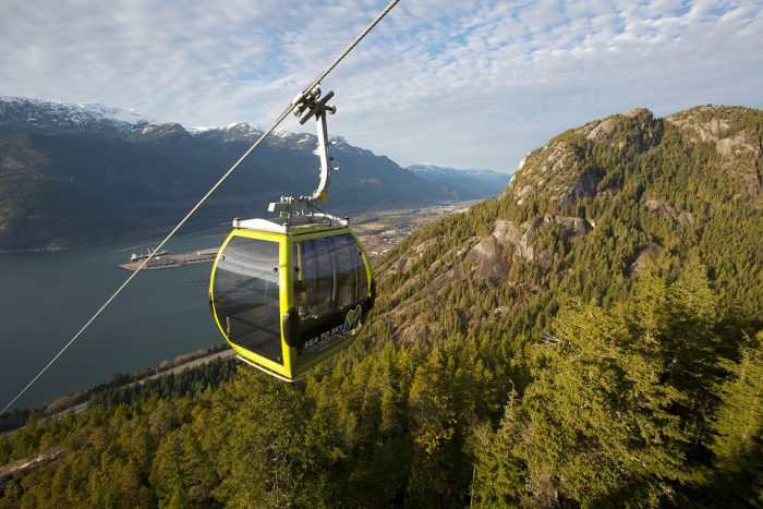 Sea to Sky Gondola and Whistler Day Trip