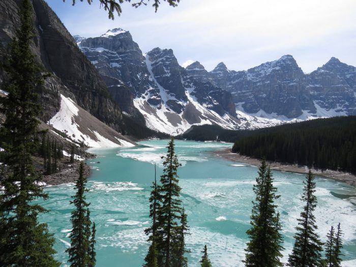 From Vancouver: 4-Day Rocky Mountains Tour