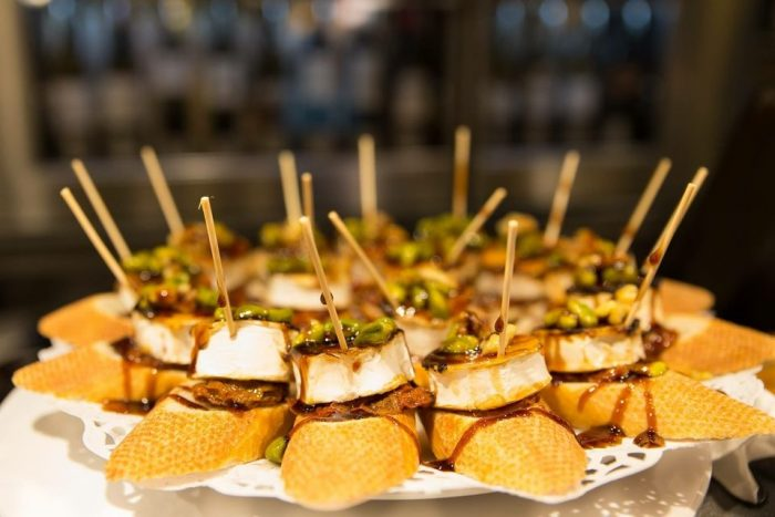 Basque Pintxos Tasting & Cooking Class
