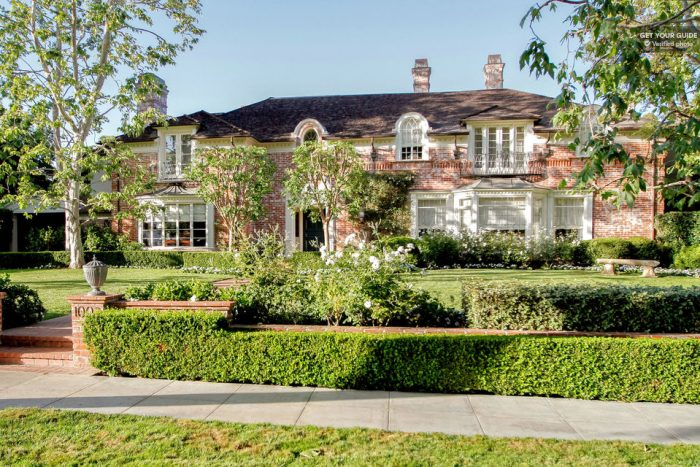 Celebrity Homes and City Multi-Media Tour