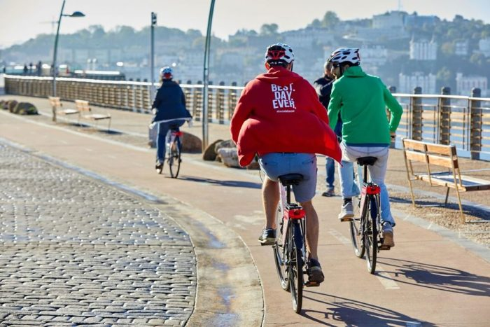 Basque Country by Bike: San Sebastián 2.5-Hour Tour
