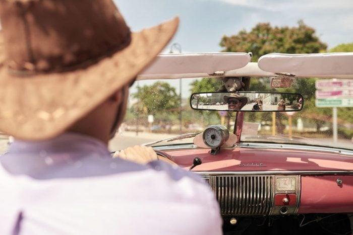 Havana: 2-Hour Classic American Car Tour