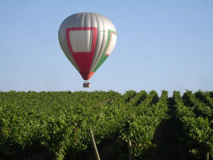 Hot-Air Balloon Ride over the Basque Country