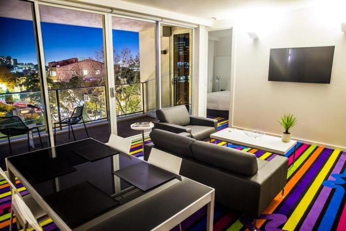 Adge Apartment Hotel Sydney