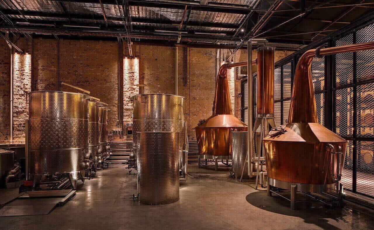 Archie Distillery in Sydney