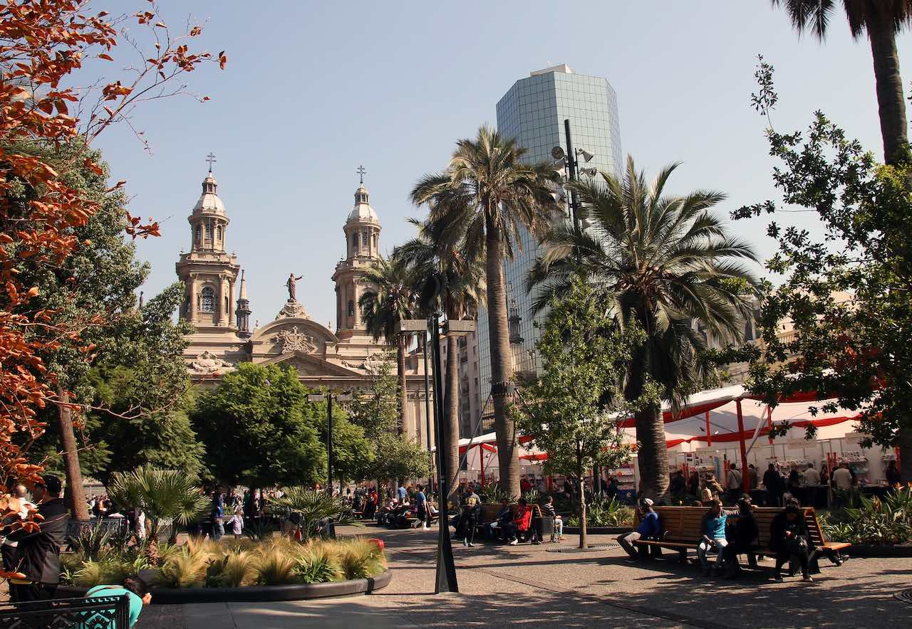 Santiago   Photo: Monica Volpin
