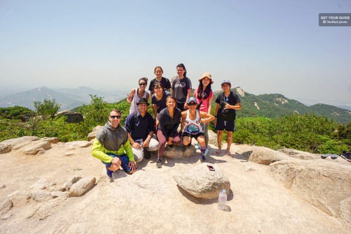 Mt. Bukhan Hike _ Korean-Style Spa with Full Body Treatment