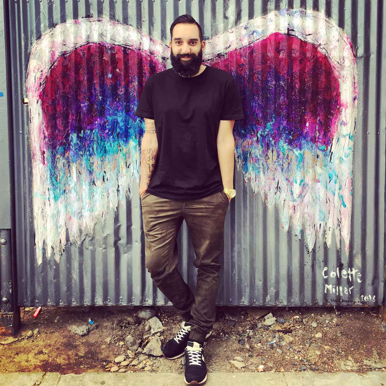 David Duran angel