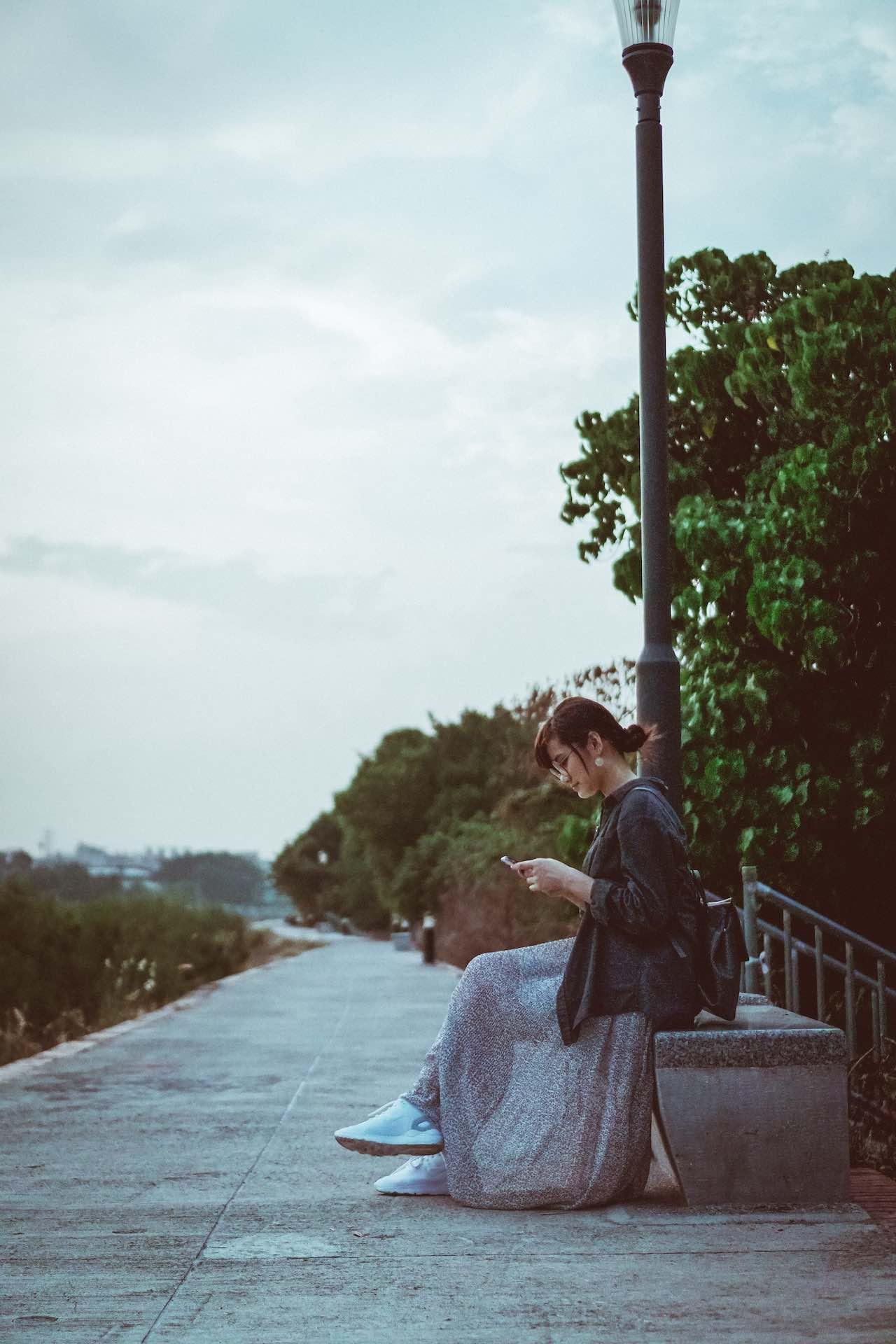 Taiwan Woman Portrait