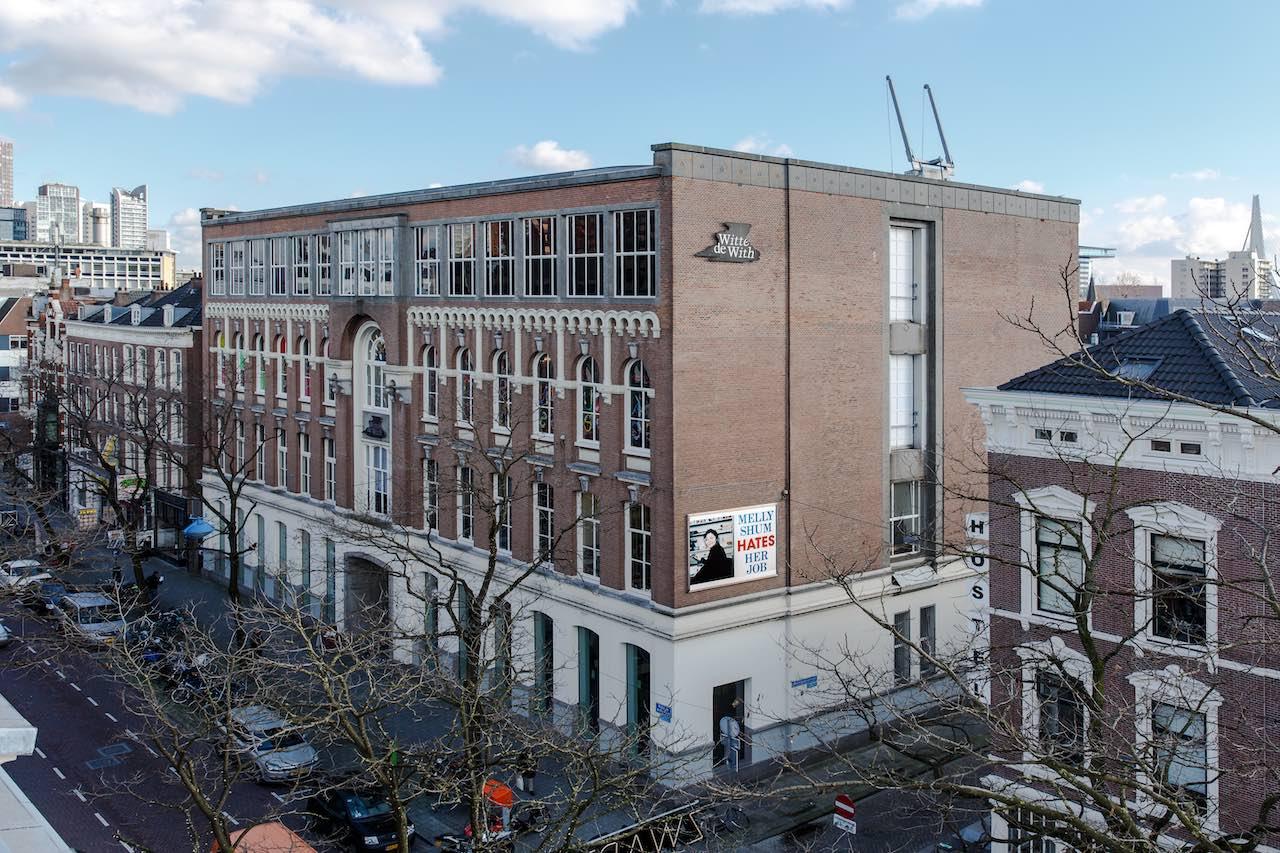 Witte de With Center for Contemporary Art  | Photo: Aad Hogendoorn