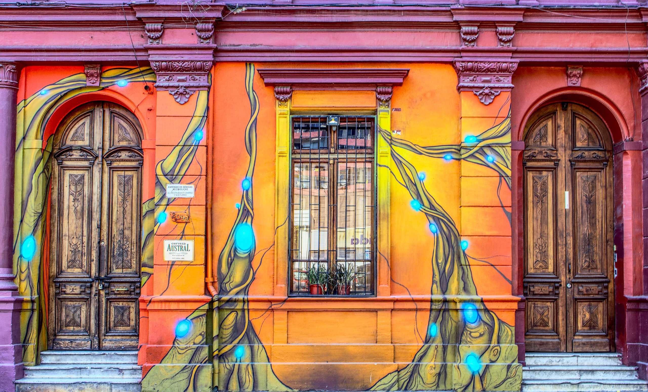 Santiago Chile   Photo: Luis Alfonso Orellana